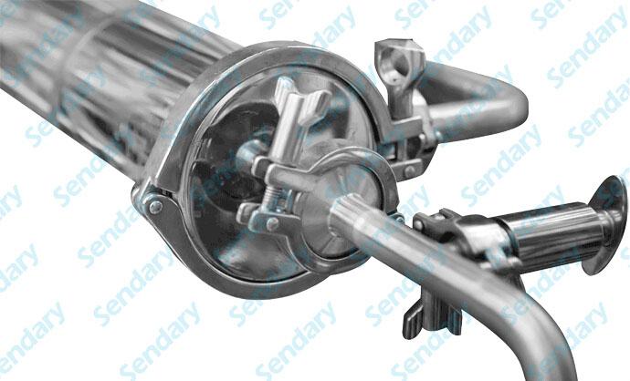 纯化水设备技术细节