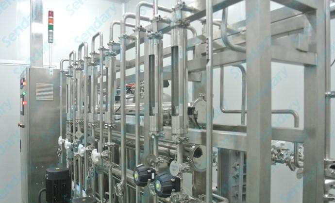 纯化水设备现场实拍图