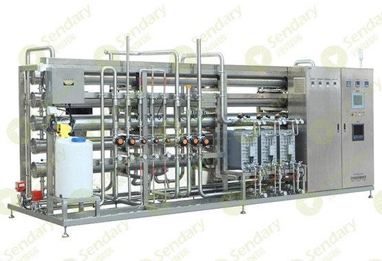 纯化水设备模块化